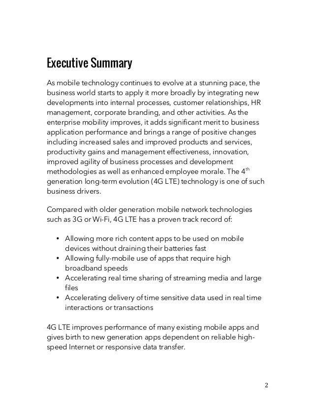 State of 4G Apps Development 2014: Trends, Challenges, Solutions