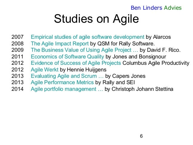 an examination and evaluation of 'agile Agile software organizations which want to be evaluation theory and includes the use of several auditing examination for determining whether or not an.