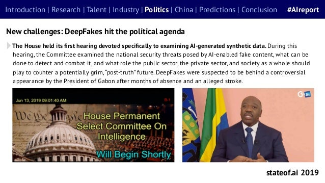 The House held its first hearing devoted specifically to examining AI-generated synthetic data. During this hearing, the Com...