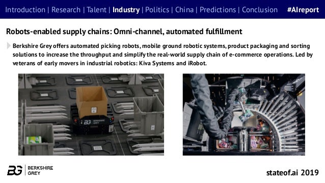 Berkshire Grey offers automated picking robots, mobile ground robotic systems, product packaging and sorting solutions to ...