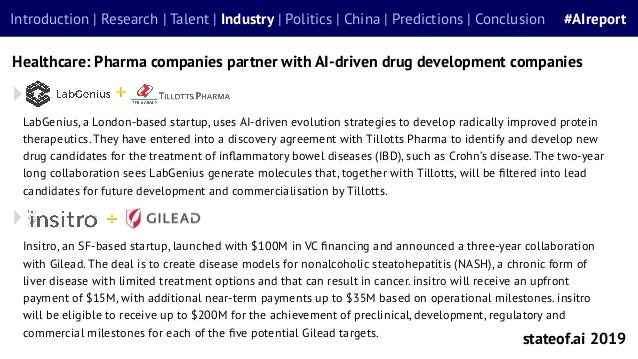 LabGenius, a London-based startup, uses AI-driven evolution strategies to develop radically improved protein therapeutics....