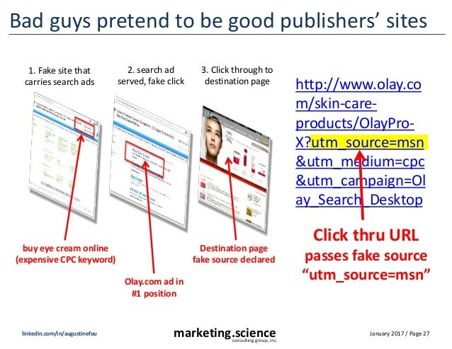 January 2017 / Page 27marketing.scienceconsulting group, inc. linkedin.com/in/augustinefou http://www.olay.co m/skin-care-...