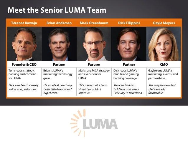 LUMA's State of Digital Marketing at DMS West 16 Slide 2