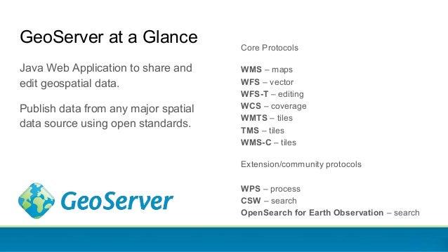 State of GeoServer 2.14 Slide 3