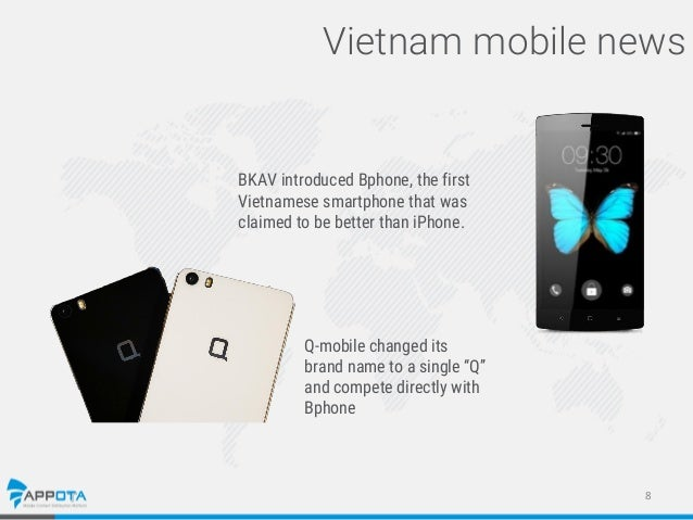 ... 8. 8 Vietnam mobile ...