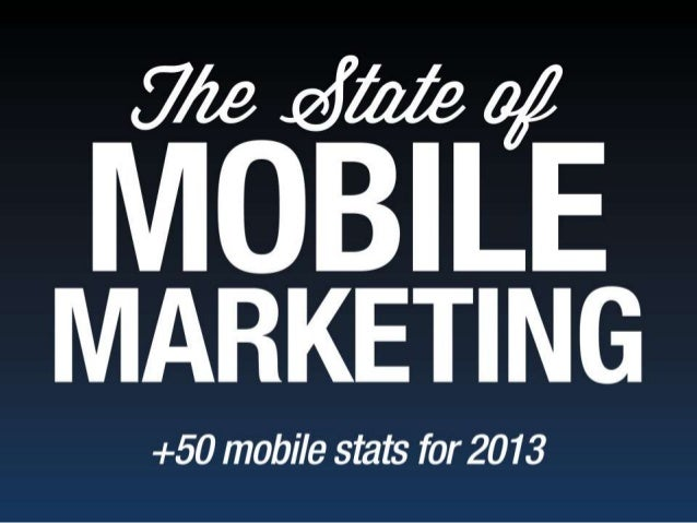 50 Stats on the Future of Mobile Marketing