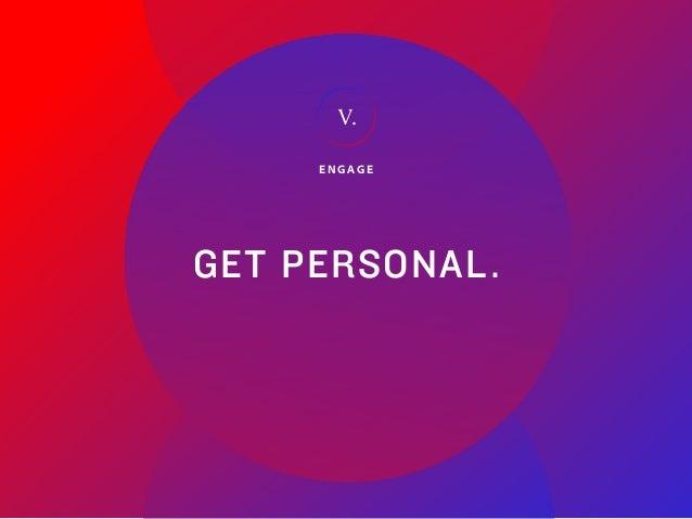 34Adobe   2018 Mobile Study E N G AG E GET PERSONAL. V.