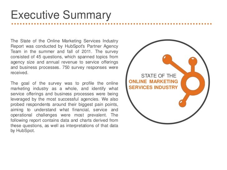 State of the Online Marketing Services Industry Report Slide 3