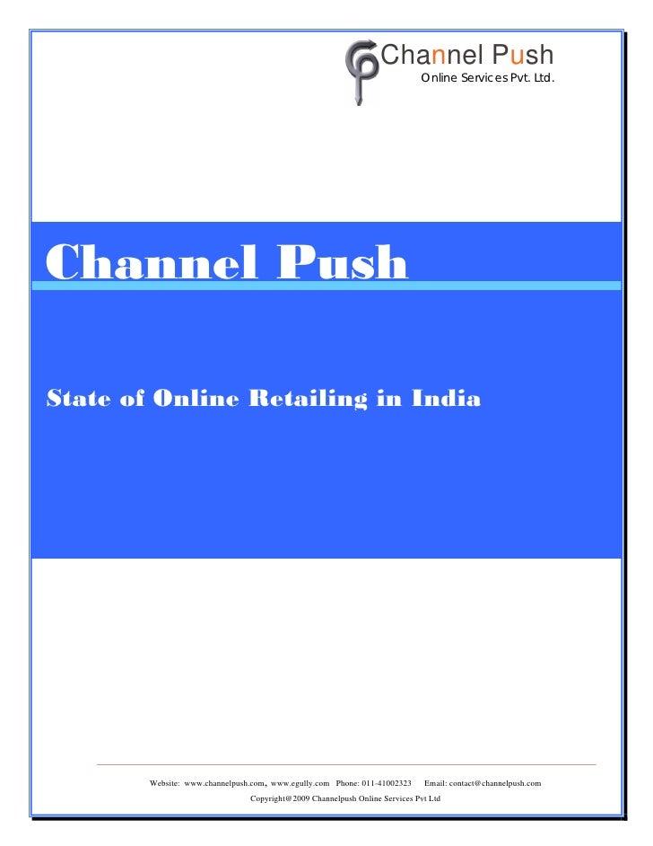 Channel Push                                                                             Online Services Pvt. Ltd.     Cha...
