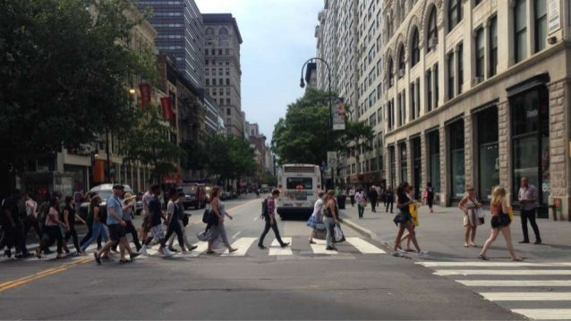 80% 50% 56% OF MILLENNIALS WANT WALKABILITY RATE WALKABILITY AS TOP OR HIGH PRIORITY OF CAPITAL IN TOP 5 VENTURE CAPITAL M...