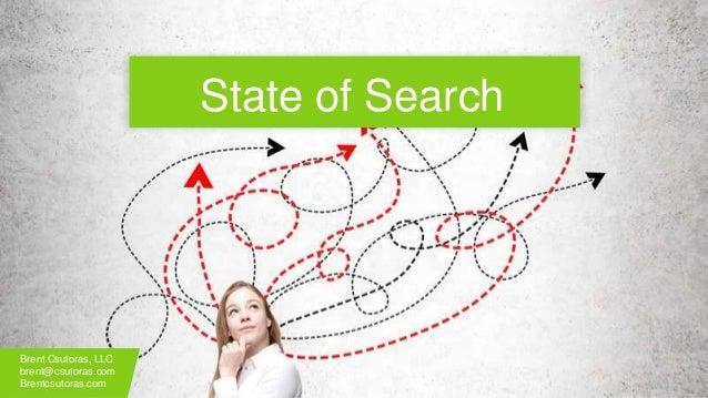 State of Search Brent Csutoras, LLC brent@csutoras.com Brentcsutoras.com