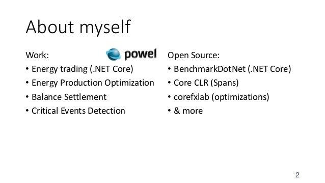 "Adam Sitnik ""State of the .NET Performance"" Slide 2"