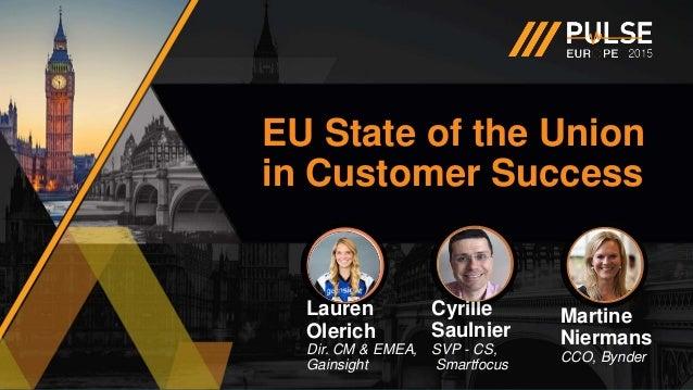 The success of the european union