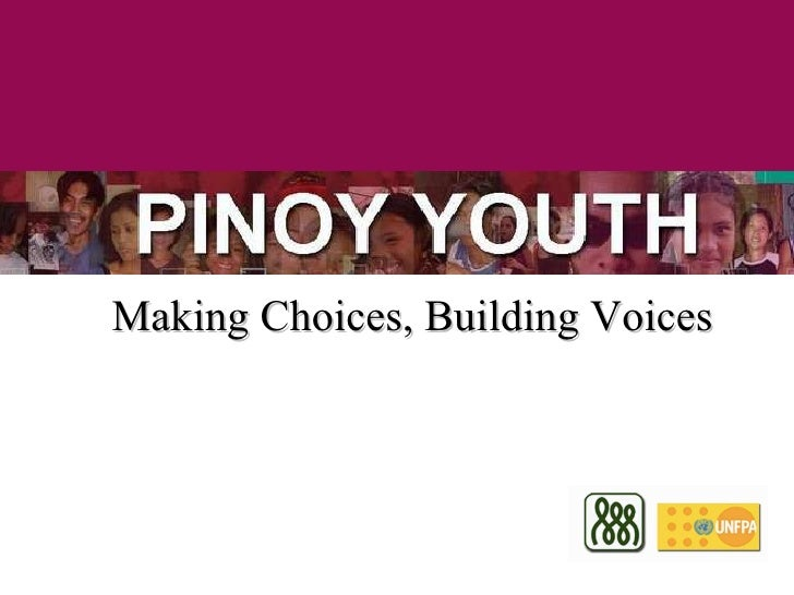 Making Choices, Building Voices