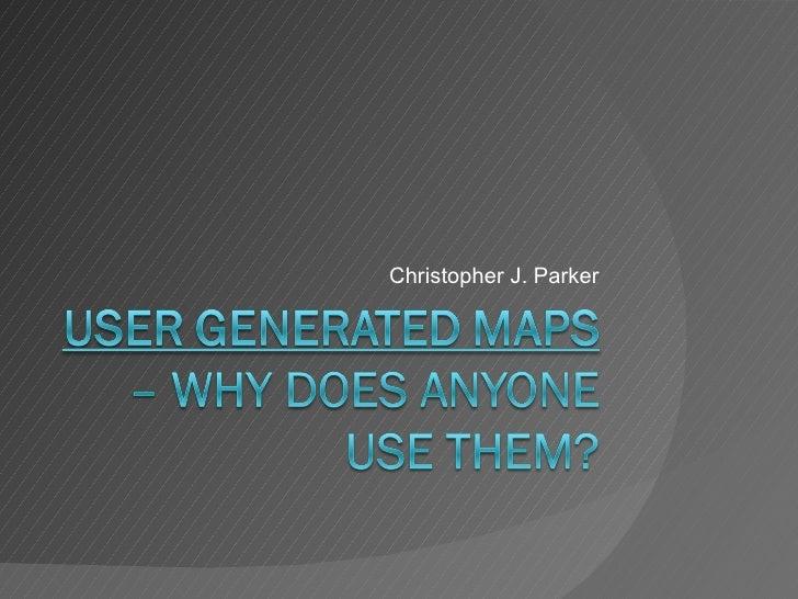 Christopher J. Parker