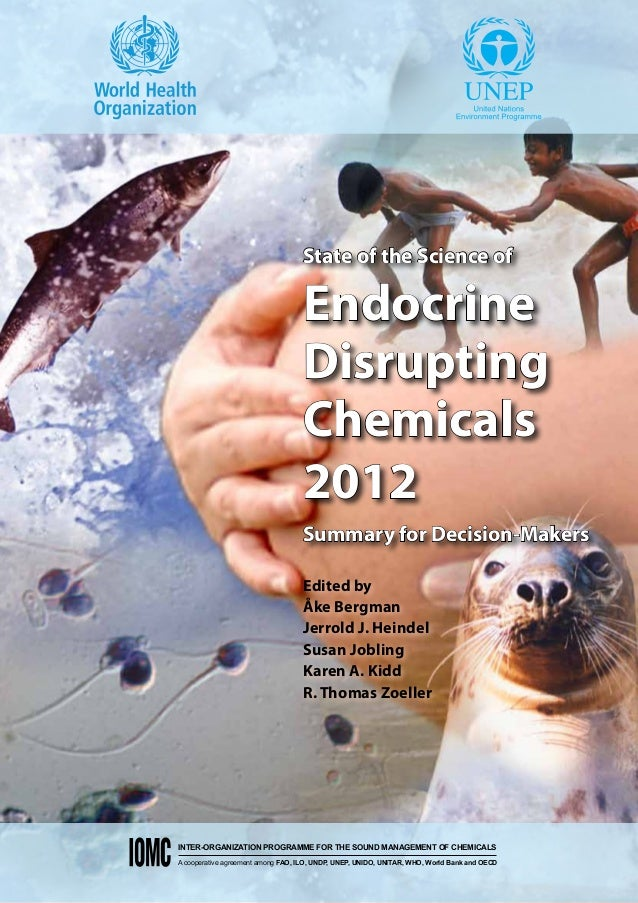 State of the Science of                                   Endocrine                                   Disrupting          ...