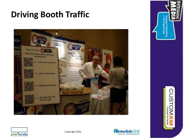 Driving Booth Traffic                                                                  Questions or Comments?          Cop...