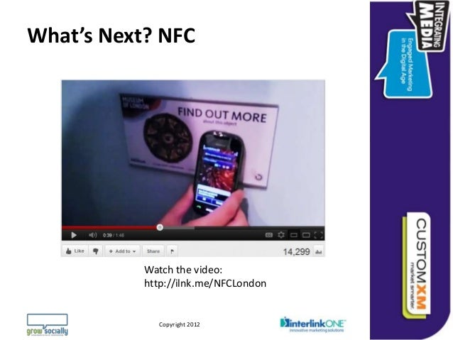What's Next? NFC                   Watch the video:                   http://ilnk.me/NFCLondon                            ...