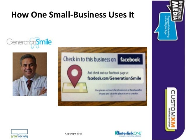 How One Small-Business Uses It                                                                 Questions or Comments?     ...