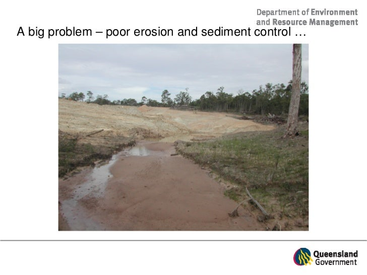 erosion and sediment control guidelines qld