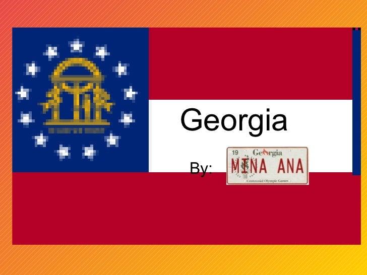 Georgia By: