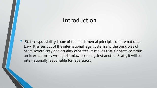 state responsibity 28 january 2002 fifty-sixth session agenda item 162 01 47797  responsibility of a state in connection with the act of another state article 16.