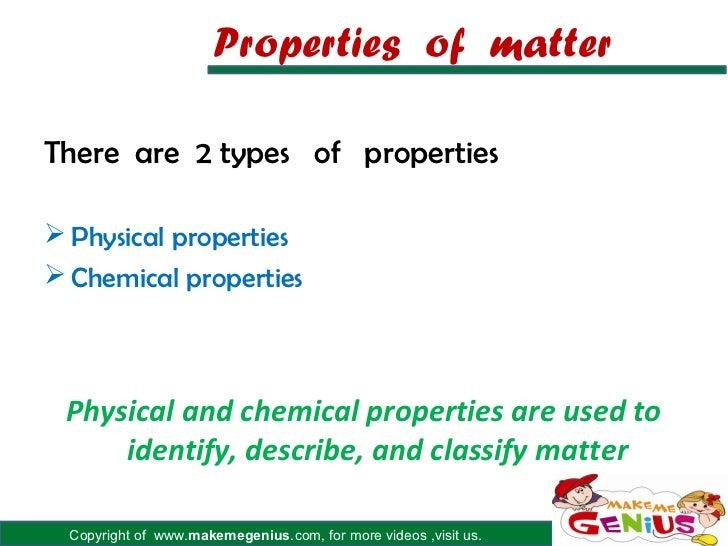Matter Images For Kids