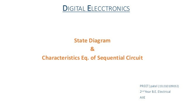 Pleasant State Table And Characteristic Equation For Sequential Circuit Wiring Database Wedabyuccorg
