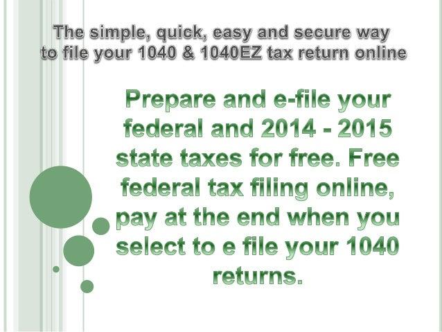 state tax preparation 2014  u2013 2015