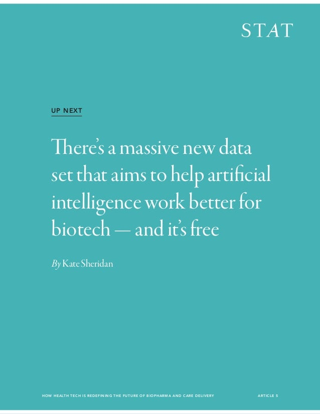 How health tech is redefining the future of biopharma and