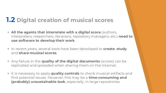 Static code analysis to measure the quality of musical scores