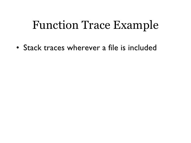 Pstack, truss etc to understand deeper issues in oracle database.