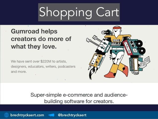 brechtryckaert.com @brechtryckaert Shopping Cart