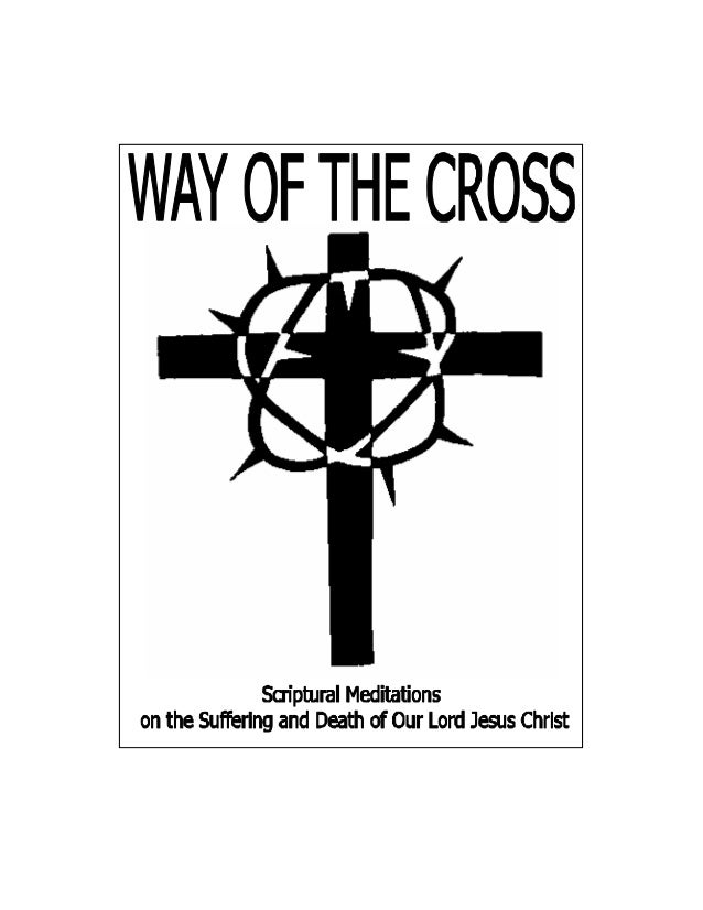 Stations of the cross pdf booklet