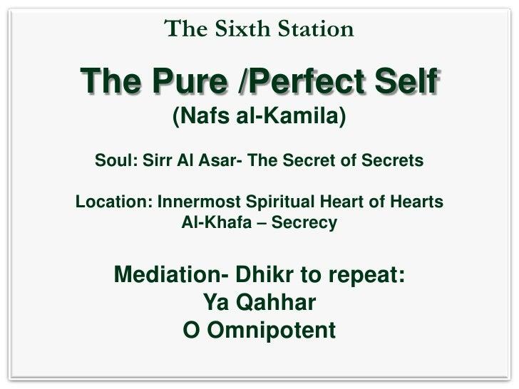 Know that his names Ya Allah and Ya Qahhar are the names of al-Qutb (the spiritualaxis), and this name al-Qahhar is grante...