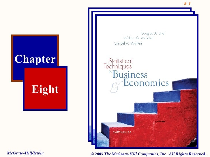 Statistical techniques in business economics mcgrav hill 12 edt fandeluxe