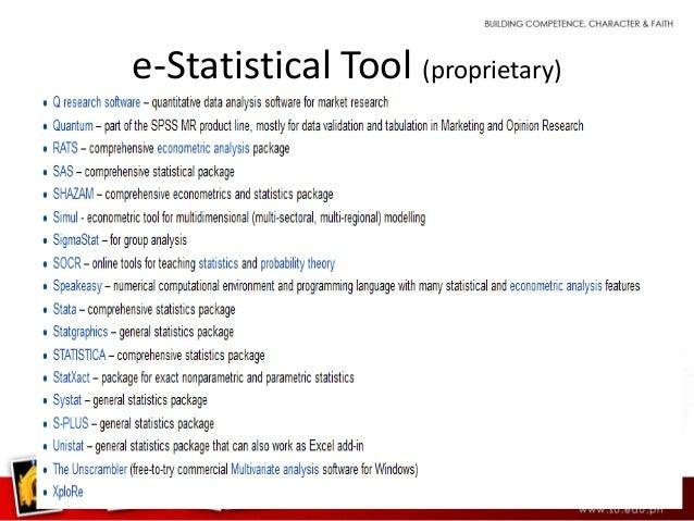 Statistics Calculators