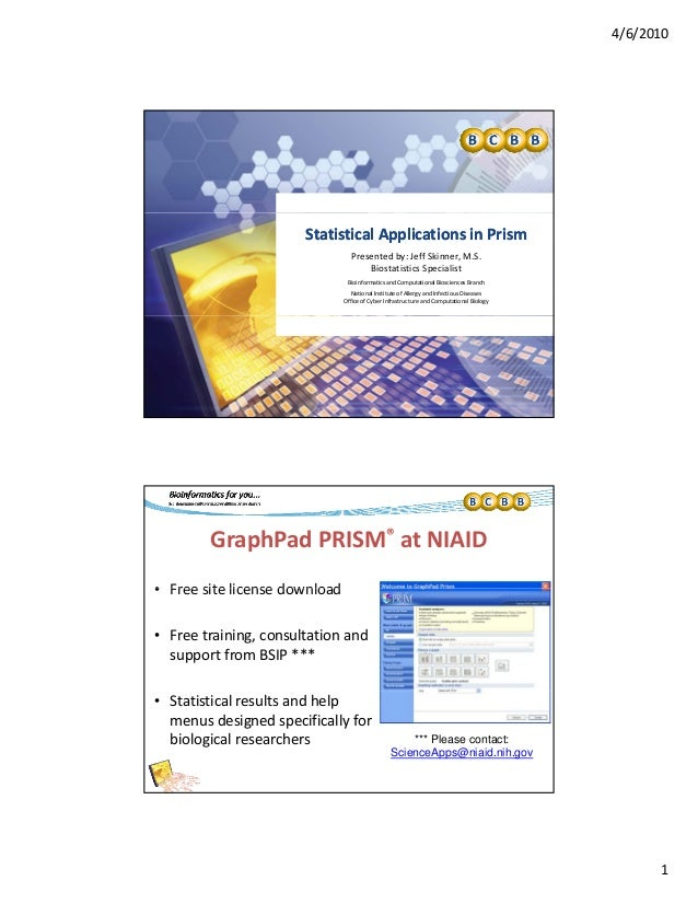 graphpad prism 5 statistical software free download