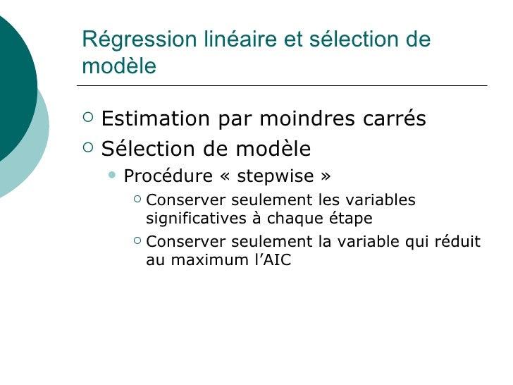 apprentissage automatique  r u00e9gression ridge et lasso