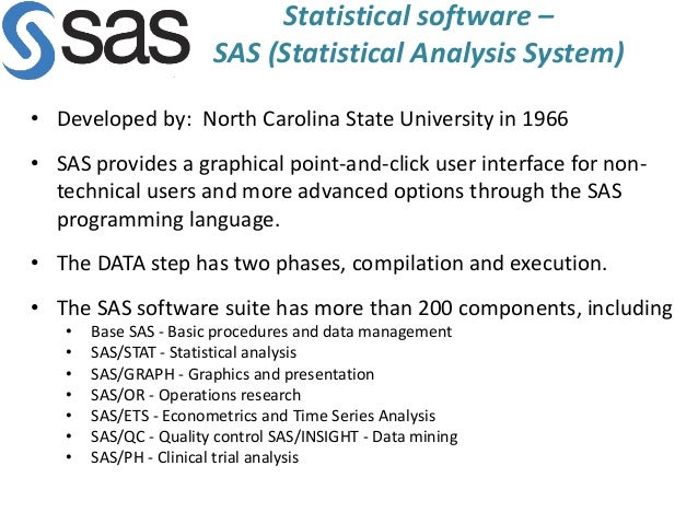Free Download and Install SAS Software