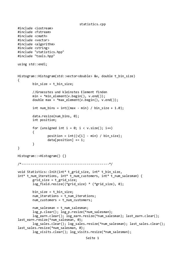 statistics.cpp #include <iostream> #include <fstream> #include <cmath> #include <vector> #include <algorithm> #include <st...