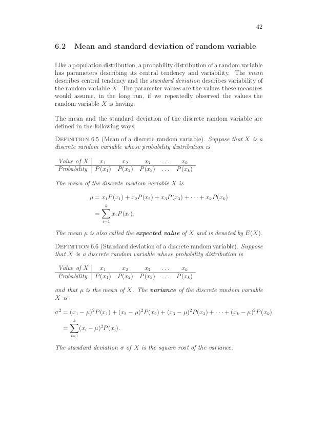 Discrete probability distribution definition statistics of sexual immorality