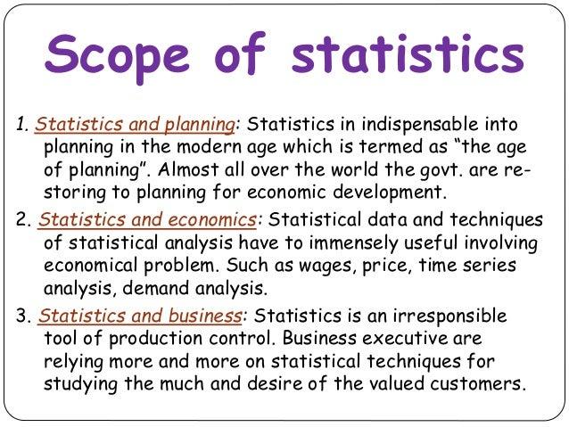 Statistics Slide 3