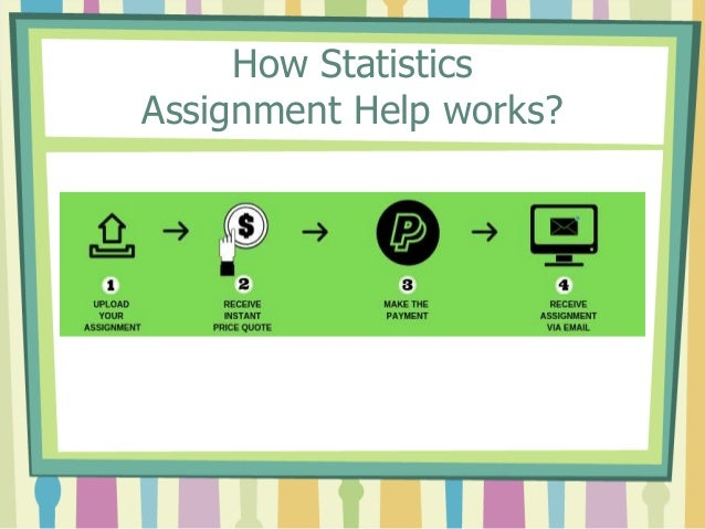 How Statistics Assignment Help works?