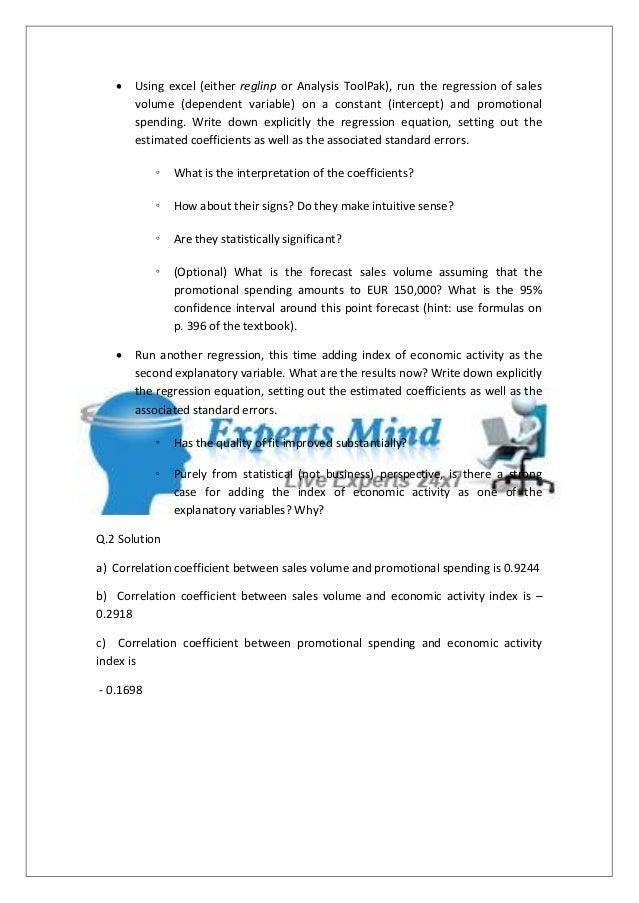 Homework help statistics
