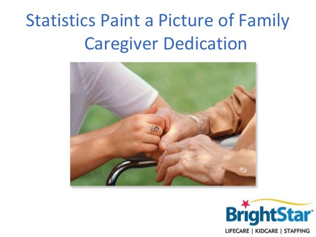 Statistics Paint a Picture of Family         Caregiver Dedication