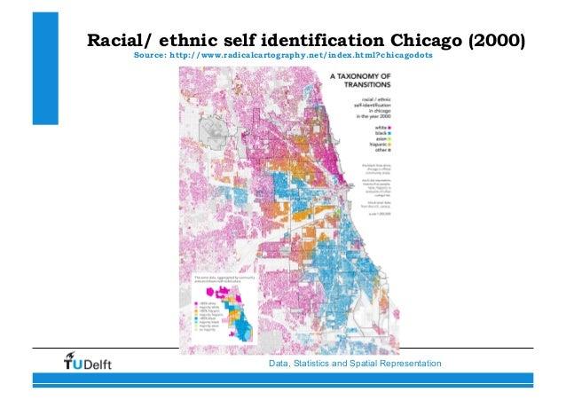 map 38 data statistics and spatial representation racial