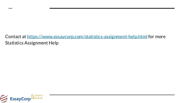 statistics assignment help statistics assignment help