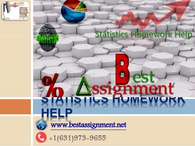 Statistics homework help forum
