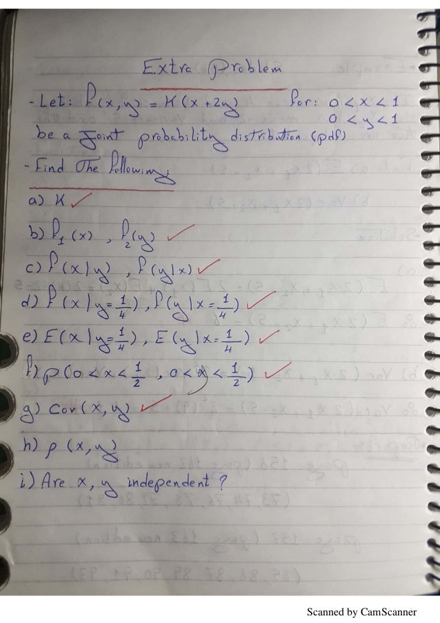 Statistics ii lecture_notes_Amr Ahmed